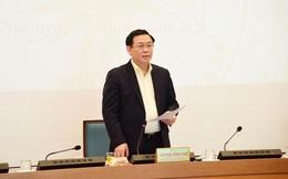 Bí thư Hà Nội: Giãn cách là cách tốt nhất để ngăn chặn dịch