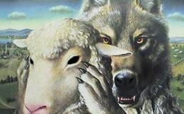 Sắp bị ăn thịt đến nơi, cừu nhờ sói làm 1 việc mà thoát chết: Bài học khi rơi vào hiểm nguy
