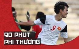 """Giữa đêm trường thất vọng, 3 chiến công của Văn Toàn giúp bóng đá Việt Nam """"tỉnh giấc"""""""