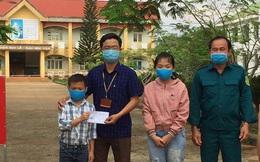 Hai chị em dùng tiền tổ chức sinh nhật ủng hộ phòng chống dịch Covid-19