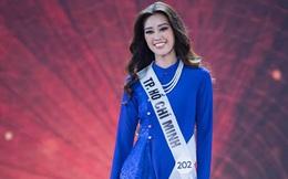 Hoa hậu Khánh Vân: Mình cao 1,75 mà cứ tìm anh nào cao 1m85 trở lên là rất khó!