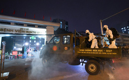 0h ngày 12/4: Bệnh viện Bạch Mai được gỡ bỏ phong tỏa
