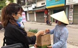"""Lan tỏa thông điệp """"Ai cần cứ đến lấy"""" ở Thanh Xuân"""