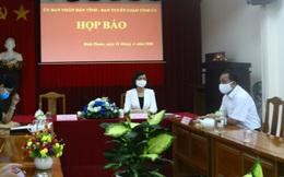 Bình Phước công bố quyết định đình chỉ công tác Phó Chủ tịch HĐND huyện lăng mạ tổ kiểm dịch Covid-19