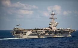 Thêm 35 thủy thủ tàu sân bay USS Theodore Roosevelt mắc COVID-19