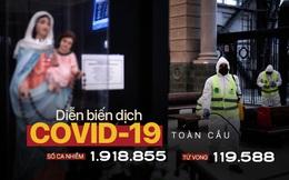 COVID-19: Máy ATM gạo Việt Nam xuất hiện trên nhiều báo nước ngoài, đến lượt TT Trump ngỏ ý hỗ trợ Nga
