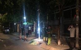 Thi thể nam giới trong bao tải buộc chặt, để bên lề đường ở Sài Gòn