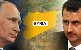 """""""Ván cờ Syria sắp tàn cuộc, kẻ hất đổ bàn cờ bất ngờ xuất hiện"""": Muốn ly gián Tổng thống Assad với Nga, chắc gì đã thành công?"""