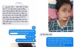 Bị nhắn tin đánh ghen, cô gái gửi ảnh mặt mộc khiến đối phương lập tức rút lui