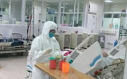 6 ngày liên tiếp Hà Nội không có ca mắc Covid-19 mới, phi công người Anh chức năng phổi đã cải thiện