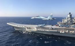 """Thiệt hại và lý do kinh hoàng về 2 vụ """"đen"""" với tàu sân bay Kuznetsov: Con tàu đau khổ!"""