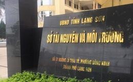 Khởi tố, lệnh bắt tạm giam Phó Giám đốc Sở TN&MT tỉnh Lạng Sơn