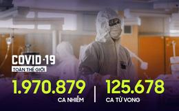 COVID-19: Ba ngày liên tiếp phá kỷ lục ca mắc mới, Nga có gần 25.000 bệnh nhân; Moskva sắp thiếu hụt giường bệnh