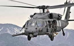 Infographic: Trực thăng đa nhiệm UH-60 của quân đội Mỹ