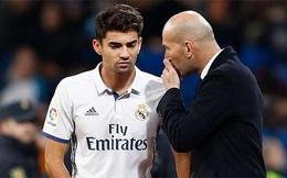 """4 năm sau ngày """"xỏ mũi"""" Ronaldo, con trai Zidane sa sút thảm hại, đến người quen còn """"hắt hủi"""""""