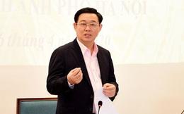 Vingroup, Vietnam Airlines, FLC, BRG đề xuất những gì với Bí thư Hà Nội?