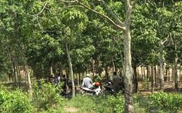 Phát hiện thi thể nam giới chết cháy trong tư thế quỳ, gần chiếc xe máy treo 2 mũ bảo hiểm