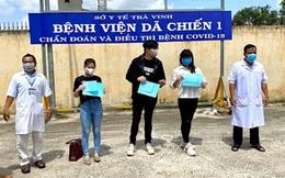 3 bệnh nhân mắc Covid-19 điều trị ở Trà Vinh xuất viện