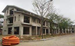 Hưng Yên: Hàng trăm biệt thự không phép 'mọc' trên đất dự án nhà máy gạch