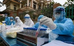 TP.HCM: Phi công người Anh tái dương tính với SARS-CoV-2, đông đặc 1/2 phổi trái