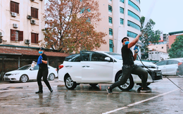 """Diễn viên phim """"Cha cõng con"""" gây chú ý khi tham gia đóng MV ca nhạc"""