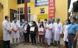 Giám đốc BV Hà Nam: Nhân viên Công ty Trường Sinh vừa tái dương tính SARS-CoV-2 từng hết sốt, hết ho 10 ngày