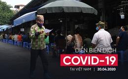 [TIN MỚI DỊCH COVID-19] 4,5 ngày Việt Nam không có ca mắc mới; Chưa phê duyệt nghiên cứu tiêm vắc xin lao cho cán bộ y tế tuyến đầu chống COVID-19