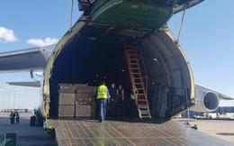 COVID-19: Siêu vận tải cơ quân sự An-124 Ruslan đã đưa hàng viện trợ Nga đến New York; Mỹ vượt 200.000 ca nhiễm