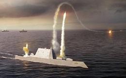"""Vì sao tàu khu trục Mỹ USS Zumwalt trở thành """"sát thủ diệt hạm tàng hình""""?"""