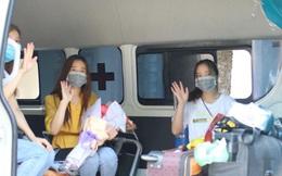 2 nữ bệnh nhân tại Hà Tĩnh nhiễm COVID-19 xuất viện sau 3 lần âm tính
