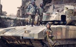"""Nga tung """"siêu tăng"""" hủy diệt vào chiến trường Syria: Sau T-14 Armata sẽ là T-90M Proryv?"""