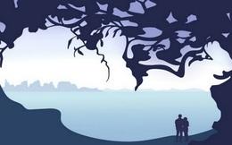 Hình ảnh đầu tiên nhìn thấy thể hiện mong ước trong lòng: Người thấy cây cối, thích đổi mới