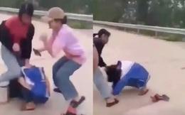 Nhóm nữ sinh dùng mũ bảo hiểm đánh đánh đập bạn để giải quyết mâu thuẫn