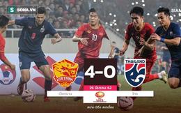 """HLV Nguyễn Thành Vinh: """"Bóng đá Thái Lan đang khủng hoảng trong việc xây dựng lực lượng"""""""