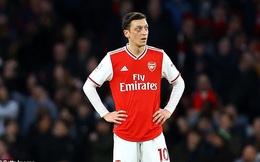 Cả đội Arsenal đồng ý giảm lương vì Covid-19, nhưng Ozil từ chối vì lý do đặc biệt