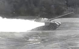 Xe tăng gắn động cơ tên lửa: Ý tưởng táo bạo nhưng phi thực tế của Liên Xô