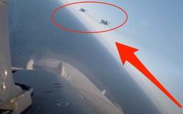 """Su-24, Su-27, Su-30 Nga """"vây hãm"""" tàu chiến Mỹ: F-16 NATO lập tức xuất kích cứu nguy"""