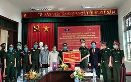 Bộ Quốc phòng hỗ trợ thiết bị, vật tư phòng dịch cho quân đội các nước
