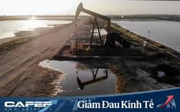 Cơn ác mộng đối với ngành dầu mỏ: Một loạt giếng khoan ngừng hoạt động, tàu chở dầu lênh đênh trên biển chờ người mua trong vô vọng