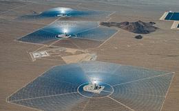 Video: Khám phá nhà máy điện mặt trời khổng lồ trên sa mạc