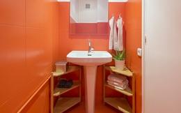 Không gian nổi bật nhất của cả văn phòng là... nhà vệ sinh