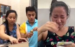 Vợ có bầu khóc giữa đêm vì bị cướp đơn hàng giá trị, Lê Dương Bảo Lâm phẫn nộ