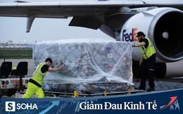 Các lô hàng đồ bảo hộ cá nhân Việt Nam xuất sang Mỹ chỉ mất 1/9 thời gian thông thường