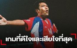 Huyền thoại Thái Lan day dứt vì kỷ niệm bật khóc sau trận thua ê chề trước Việt Nam