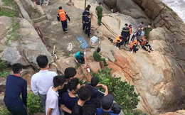 Phát hiện thi thể nam giới ở bãi đá biển Sầm Sơn