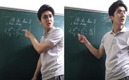 Danh tính thầy giáo cáu gắt trong livestream dạy Toán, hình ảnh đời thường còn gây bất ngờ hơn