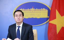 """VN bình luận về việc TQ đặt """"danh xưng tiêu chuẩn"""" cho các đảo, đá ở Biển Đông: Vô giá trị"""