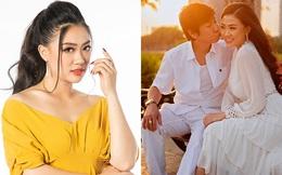 Chân dung vợ hai xinh đẹp, kém 29 tuổi của danh hài Lê Huỳnh