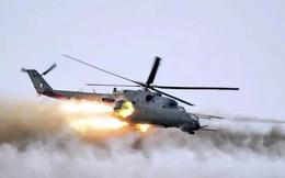 Xem trực thăng Mi-24 và xe tăng T-72 hành động khi mới được nâng cấp
