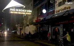 Người dân TP. HCM tự giác giãn cách 2m trên phố đi bộ Nguyễn Huệ